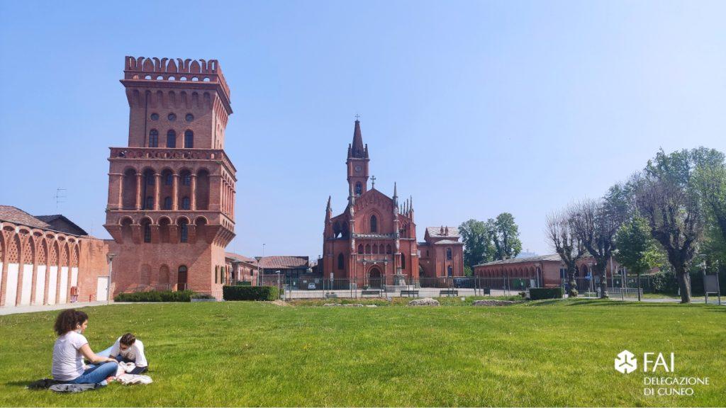 Pollenzo, chiesa di san Vittore